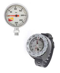 Gauges Compass