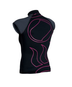 Fourth-Element-Hydroskin-SS-Black-Pink-Womens-Back