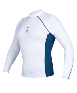 Hydroskin-White-Mens-LS-Front