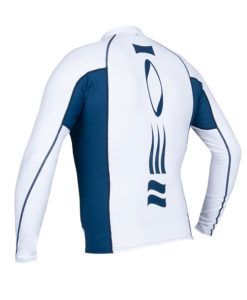 Hydroskin-White-Mens-LS-back