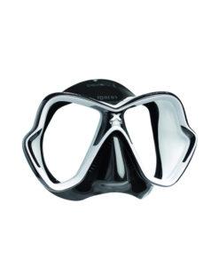 Mares-XVision-Liquidskin-mask-Black-white
