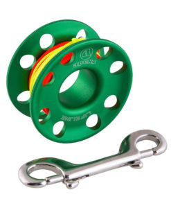 apeks-lifeline-spool-green-30m