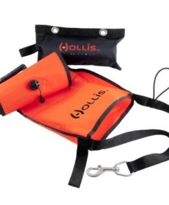 Hollis SMB With Sling Pouch Orange Large