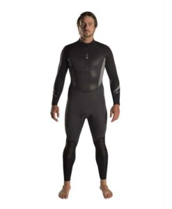 Xenos mens 3mm Wetsuit Front