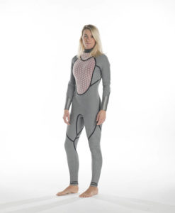 Fourth Element Proteus 2 Womens Inside of suit