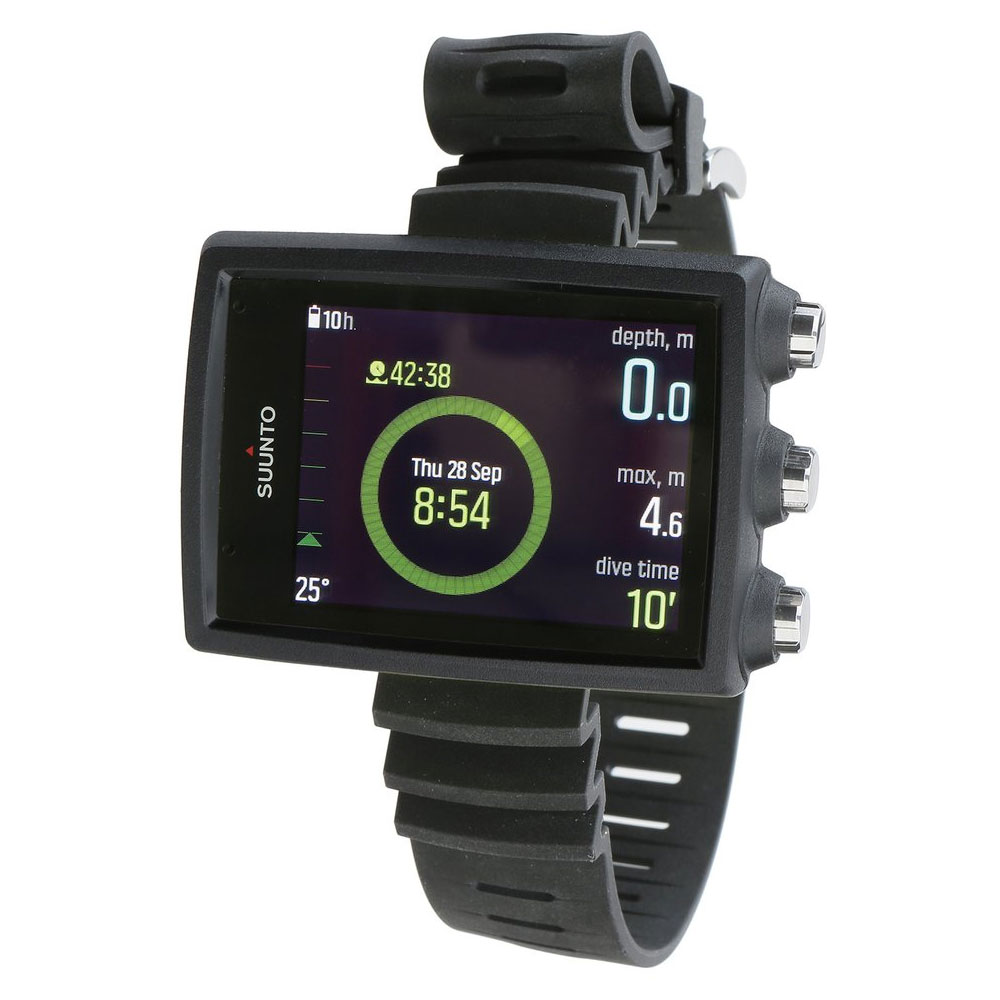 Suunto eon core wrist dive computer with usb and tank pod - Suunto dive computer ...
